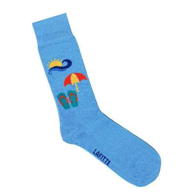 Australian Made Gifts & Souvenirs with the Beach Time Socks -by Loco. For the best Australian online shopping for a Socks