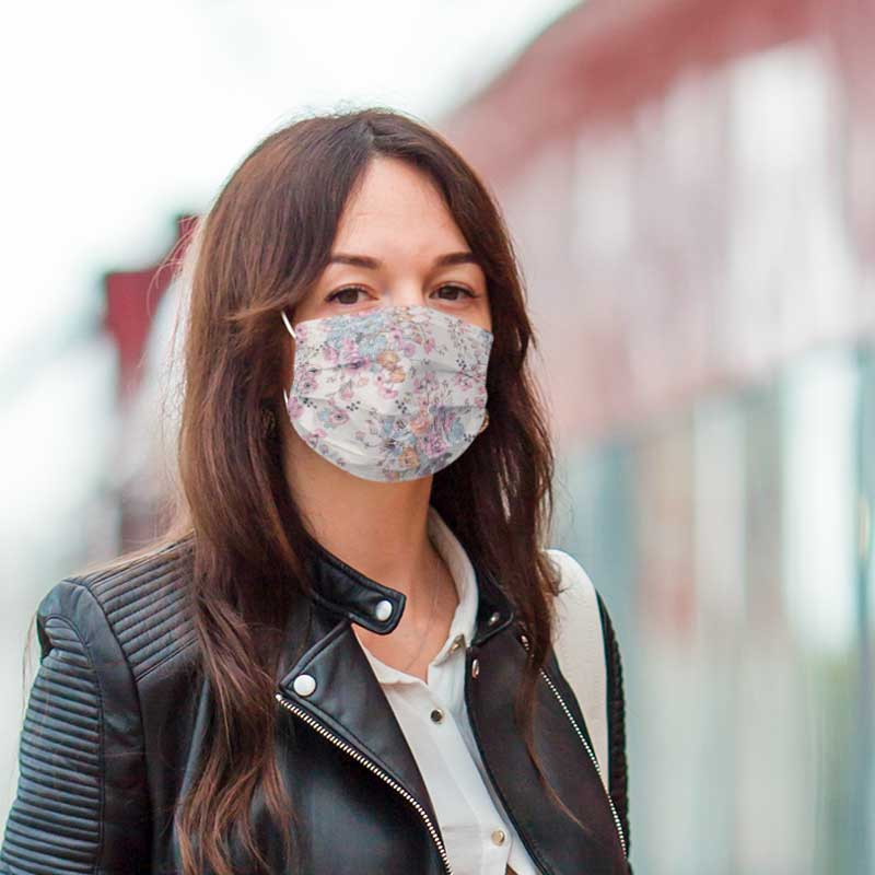 Australian Made Reusable Fabric Face Masks Sydney