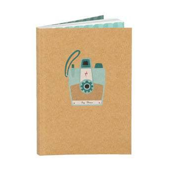Camera Boxed Notebook