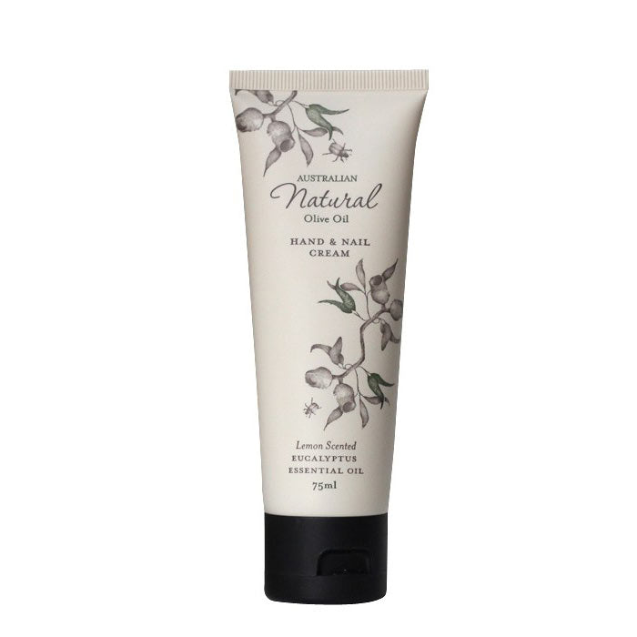 Natural Eucalyptus Hand Cream