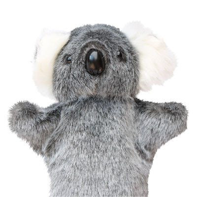 Australian Made Gifts & Souvenirs with the Koala Puppet -by Ocean Yeun. For the best Australian online shopping for a Soft Toys - 1