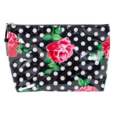 Australian Made Gifts & Souvenirs with the Roses & Polka Dots Cosmetic Bags -by Annabel Trends. For the best Australian online shopping for a Travel Accessories - 1
