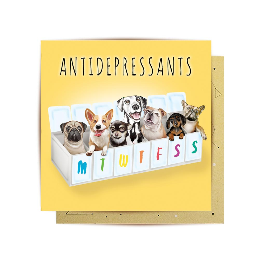 Card for Dog Lovers Made in Australia