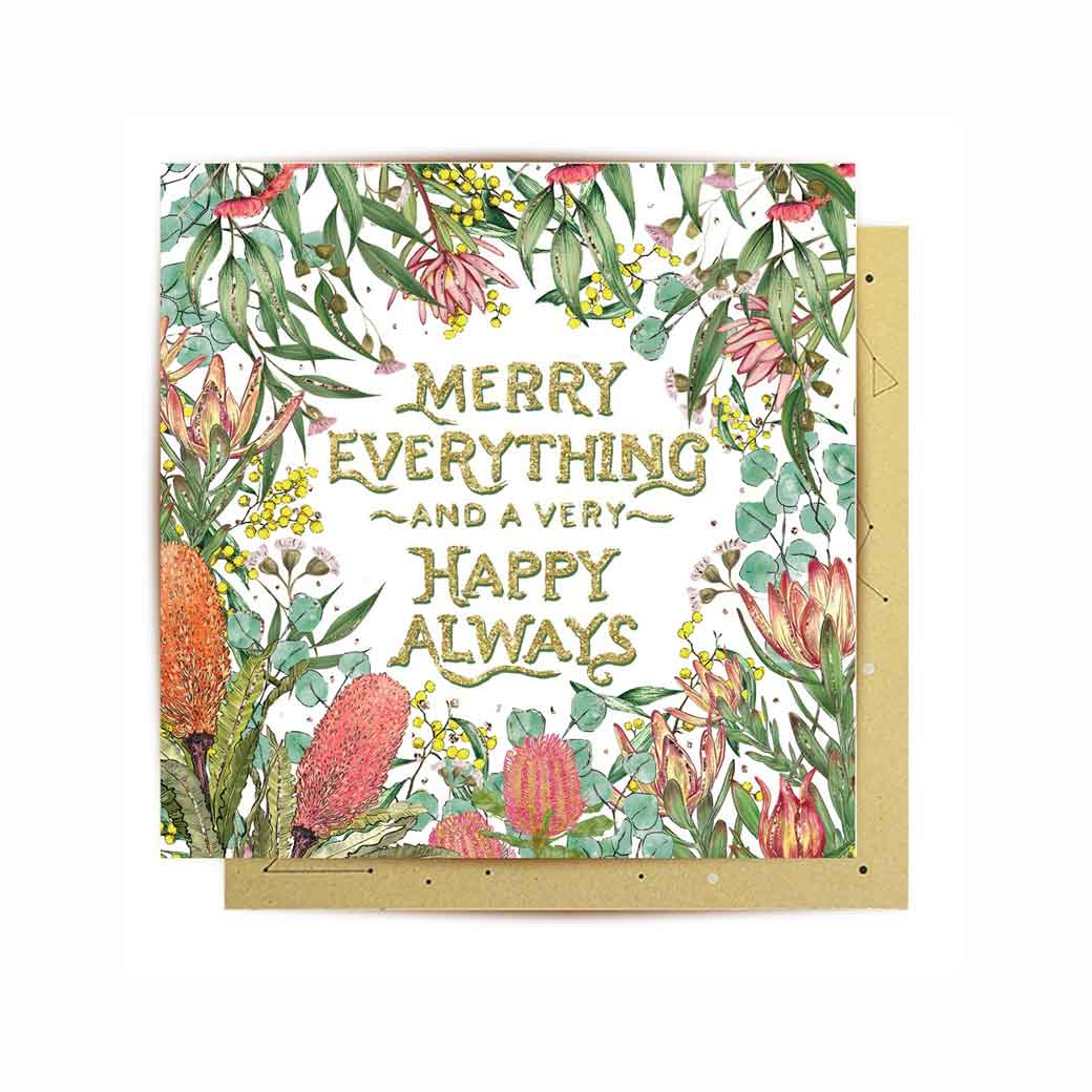 Mini Merry Everything Card
