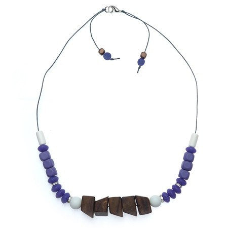 Australian Made Gifts & Souvenirs with the Morning Espresso Necklace -by Aubrey Rachel. For the best Australian online shopping for a Jewellery - 1