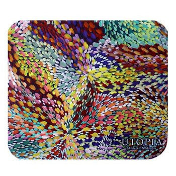 Australian Made Gifts & Souvenirs with the Mousepad Artist Janelle Stockman -by Utopia. For the best Australian online shopping for a Note Pads - 1