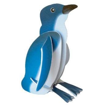 Australian Made Gifts & Souvenirs with the Penguin 3D Construction Postcard -by Odd Ball. For the best Australian online shopping for a Accessories - 1