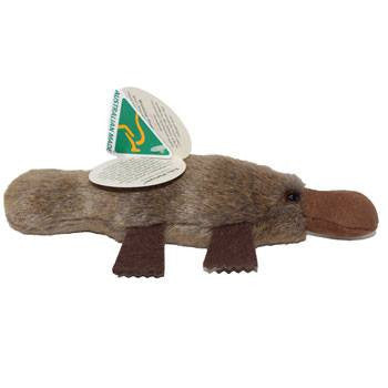 Australian Made Gifts & Souvenirs with the Toby Platypus -by Jozzies. For the best Australian online shopping for a Soft Toys - 3