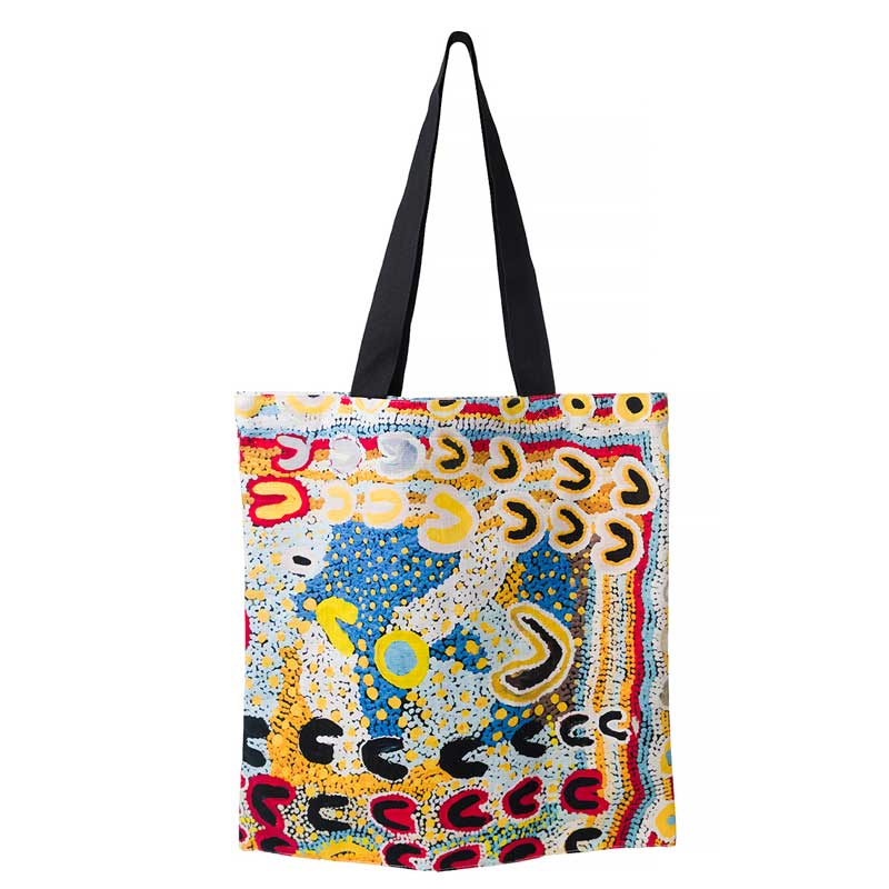 eco shopping bags australia Rosie La La Aboriginal design