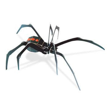 Australian Made Gifts & Souvenirs with the Red Back Spider 3D Construction Postcard -by Odd Ball. For the best Australian online shopping for a Accessories - 1