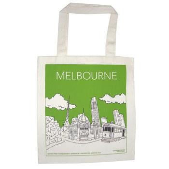 Melbourne Cotton Shopping Bags