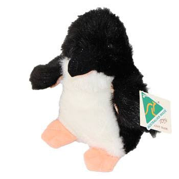 Australian Made Gifts & Souvenirs with the Penguin Soft Toy -by Ocean Yeun. For the best Australian online shopping for a Soft Toys - 3