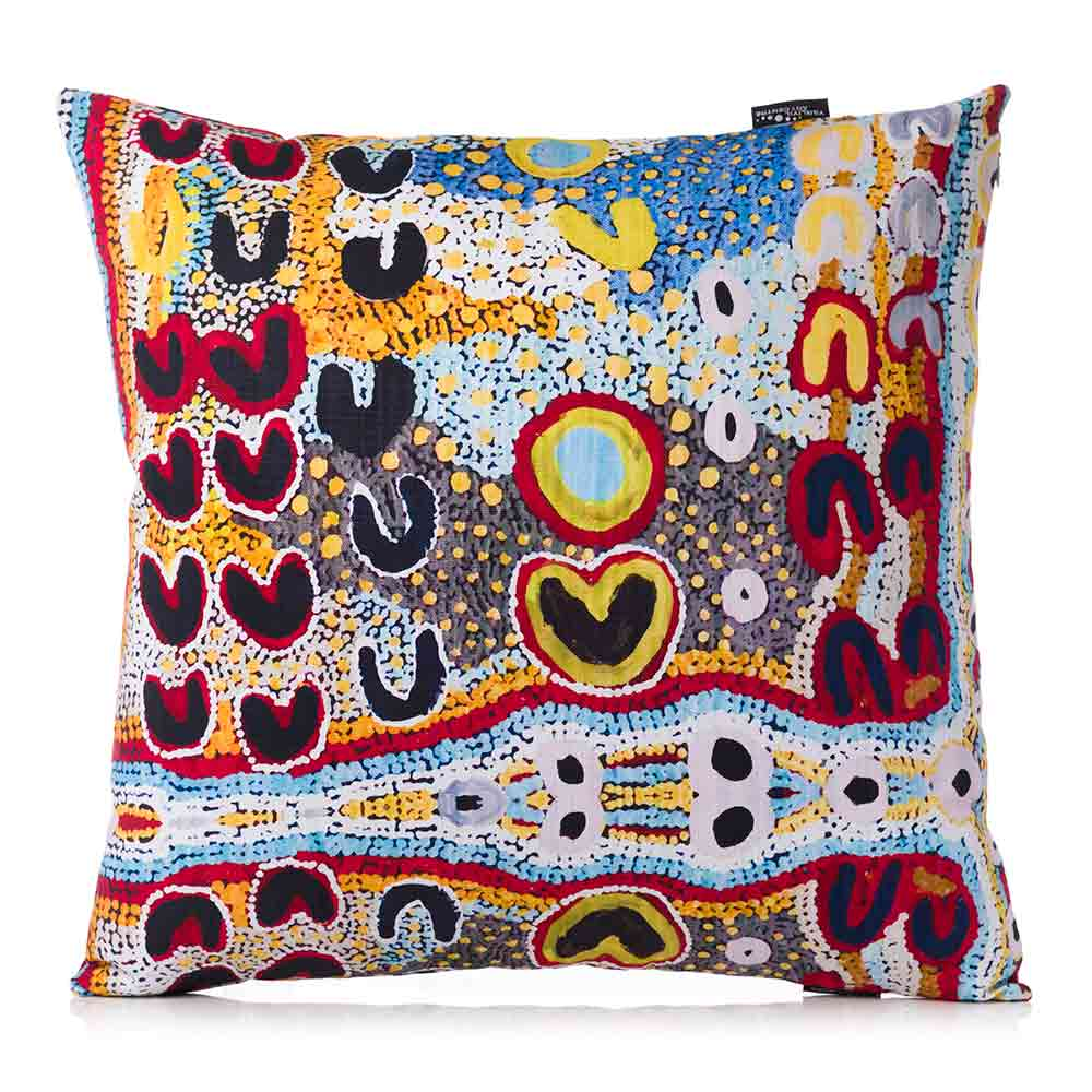Ethical Australian Homewares Rosie La La Cushion