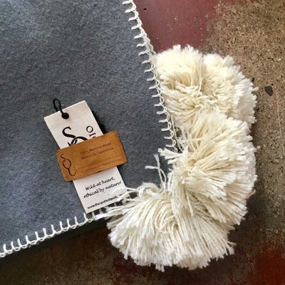 Traditional Australian Merino Throws
