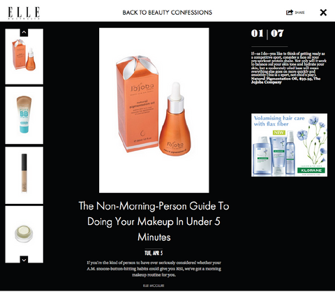 Blog_Elle Australia_Natural Pigmentation Oil_APR 2016