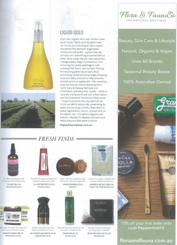 Blog_Peppermint Magazine_Pure Australian Jojoba_APR16