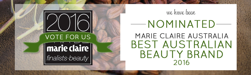 2016 Prix De Marie Claire Awards - Vote For Us