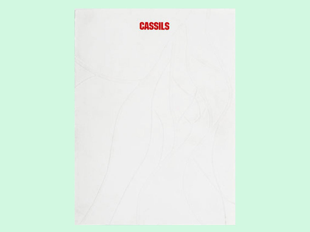 Cassils - Book Cover
