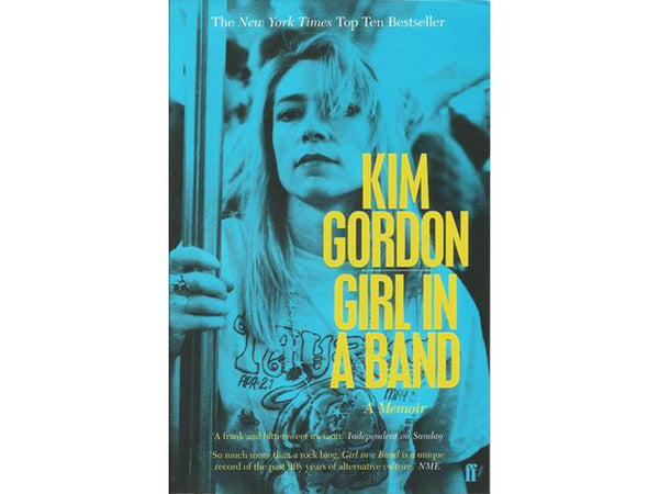 the cover of 'girl in a band'
