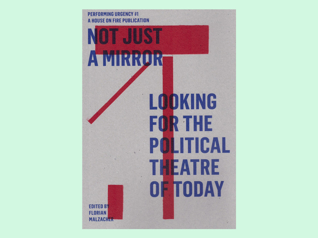 Not Just a Mirror - Book Cover