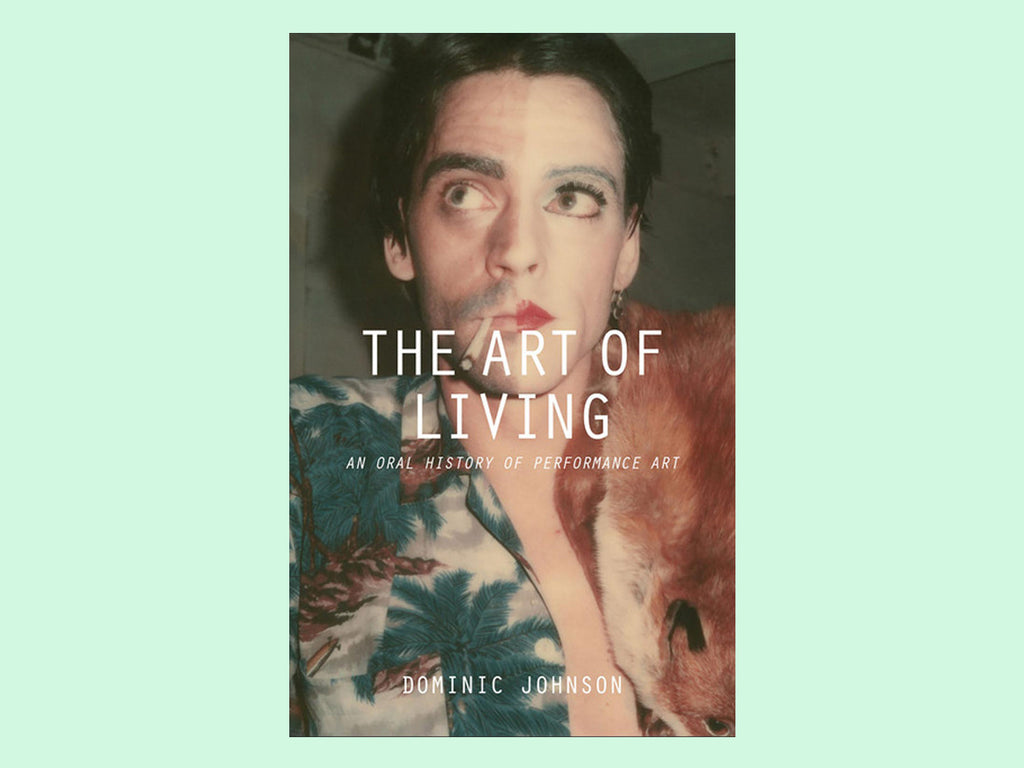 The Art Of Living: An Oral History - Book Cover