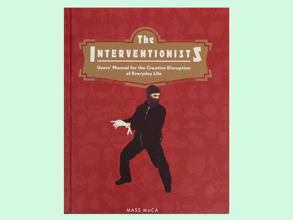 The Interventionists - Book Cover