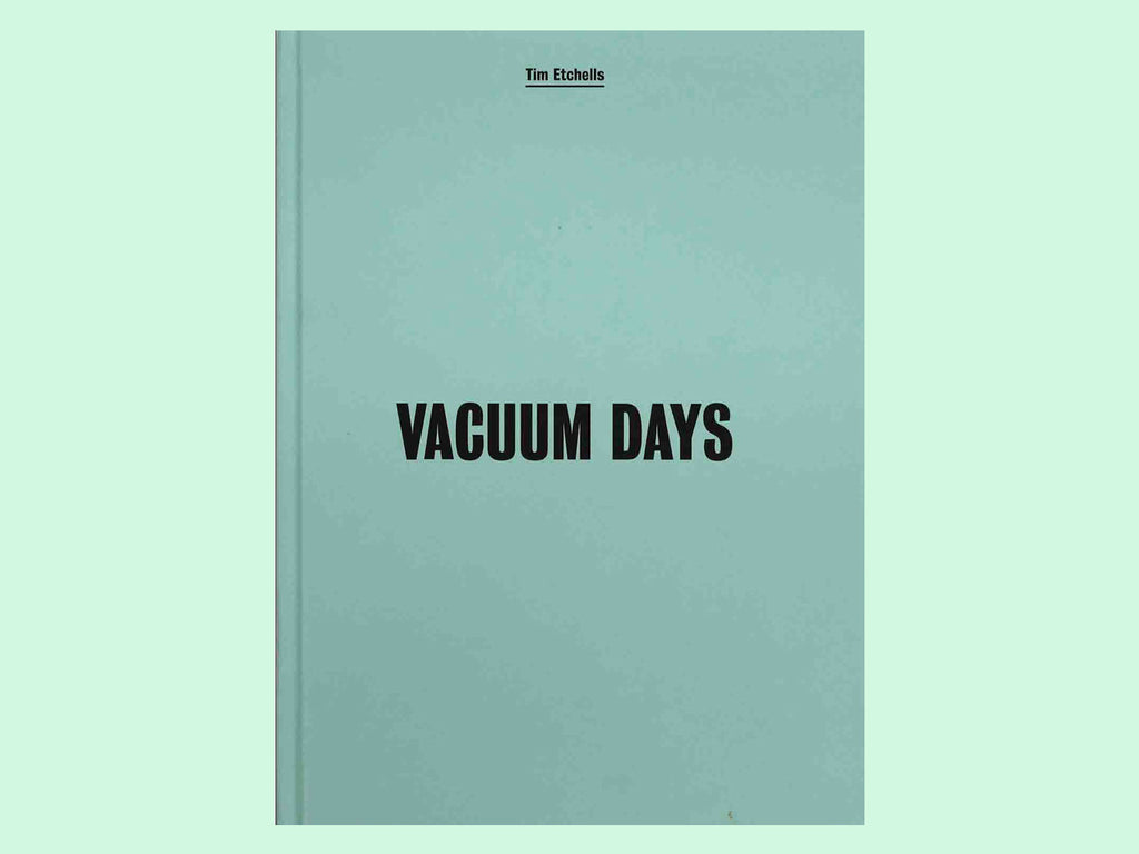 Vacuum Days - Book Cover