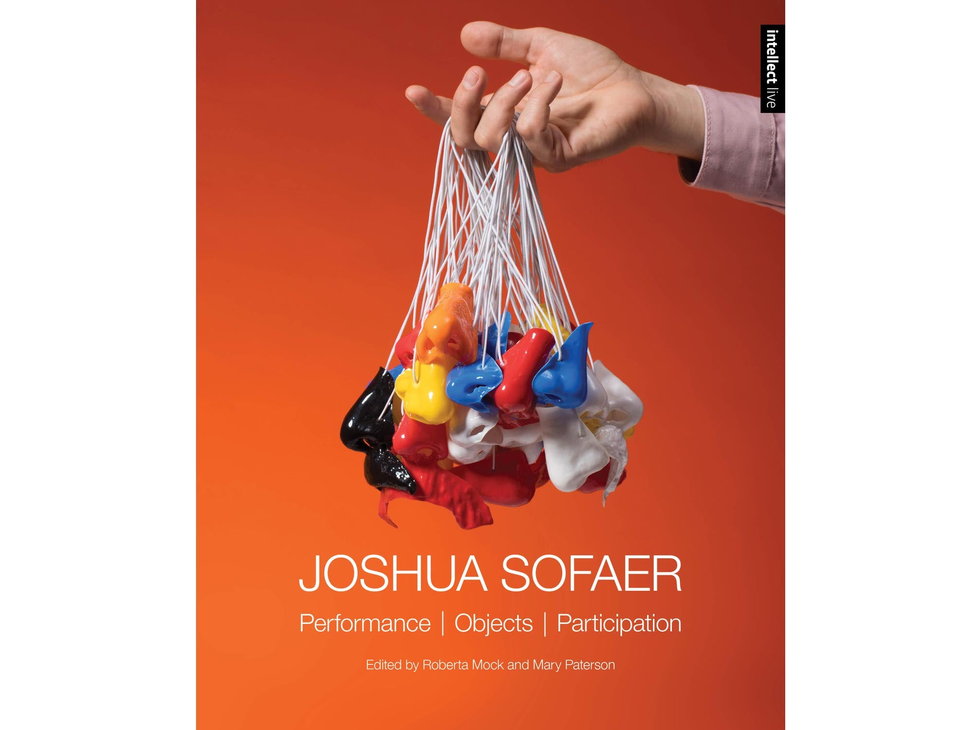 Picture of: Joshua Sofaer Performance Objects Participation Unbound