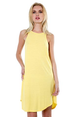 Bandit Tank Dress in Zest - Saint Grace