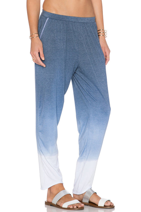 Rosie Pants in Liberty Ombre Wash - Saint Grace