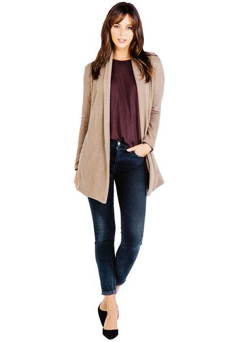 Leah Cardigan in Mojave - Saint Grace