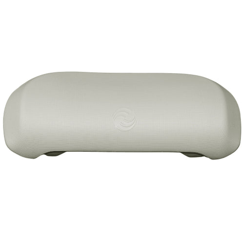 Hot Spring Spa Pillow Cool Gray 77228