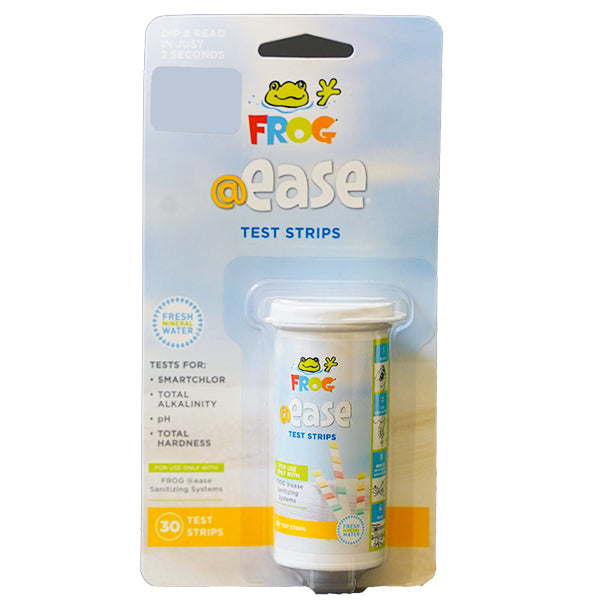Spa Frog @ease Test Strips