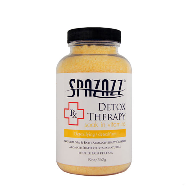 Spazazz Rx Detox Therapy Spa Crystals