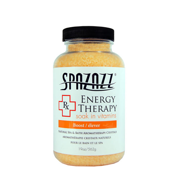 Spazazz Rx Energy Therapy Spa Crystals