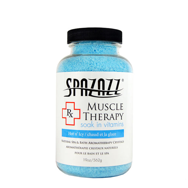 Spazazz Rx Muscle Therapy Spa Crystals