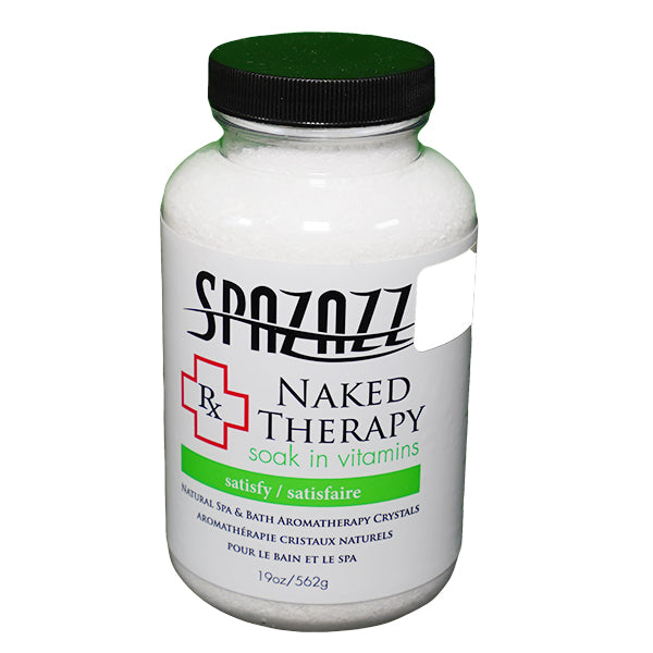 Spazazz Rx Naked Therapy Spa Crystals