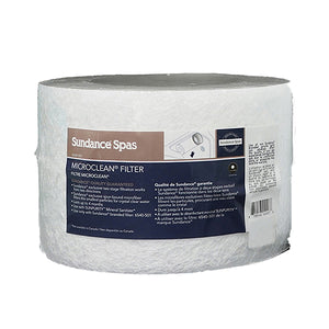 Buy Sundance Spas MicrocClean Filter  Replacement Tissue Reno Sparks San Jose Santa Cruz