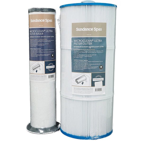 Sundance 880 Micro Clean Inner and Outer Core Bundle