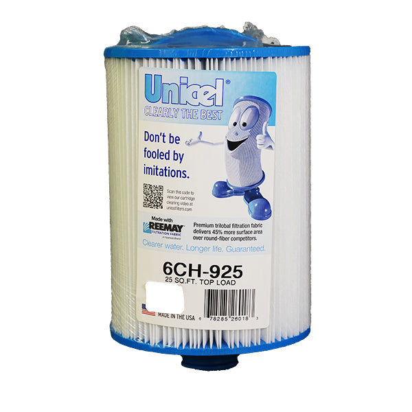 Unicel 25 Square Foot Top Load Filter
