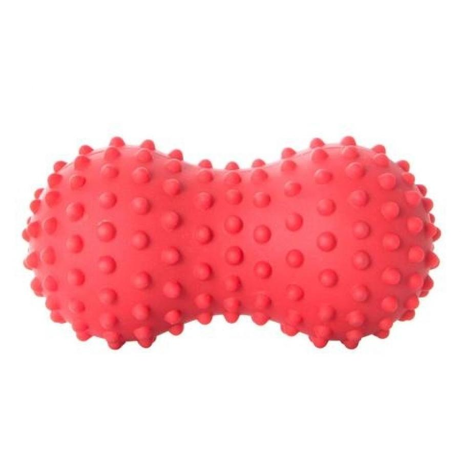 66FIT PEANUT KNOBBLY MASSAGE BALL/ROLLER