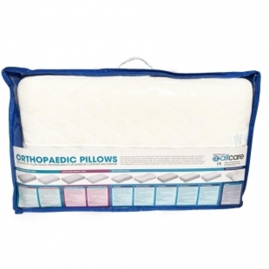 ALLCARE MEMORY FOAM PILLOW STREAMLINE SOFT