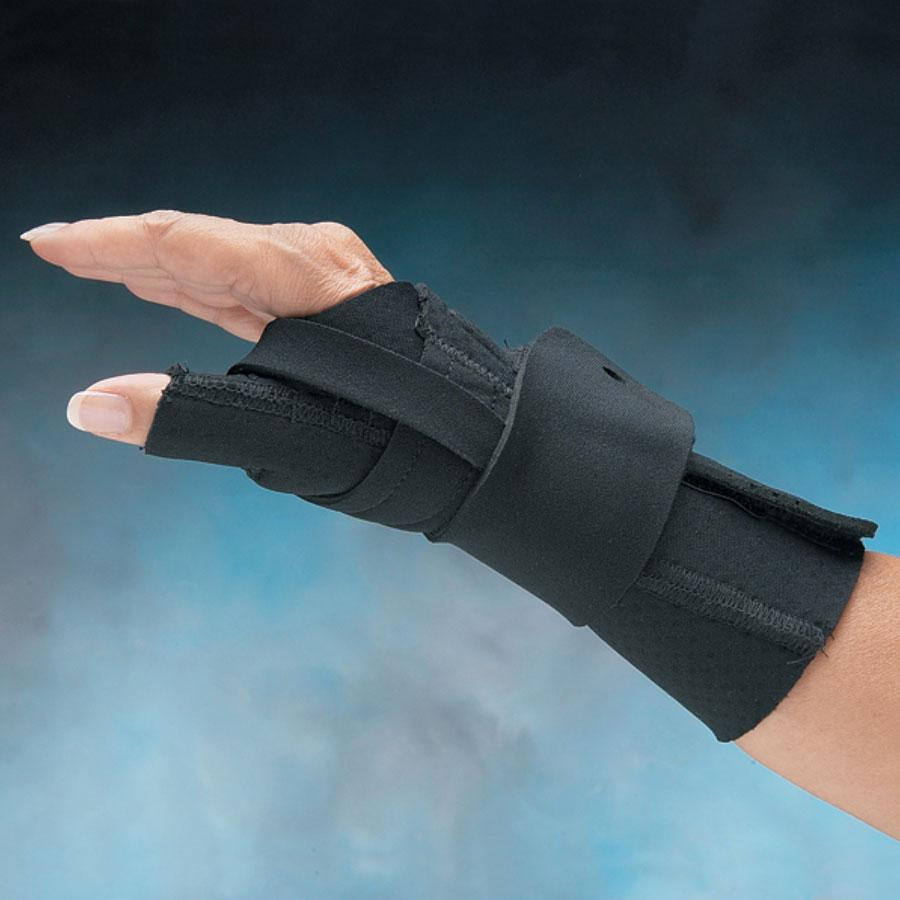 COMFORT COOL NEOPRENE WRIST AND THUMB CMC RESTRICTION SPLINT