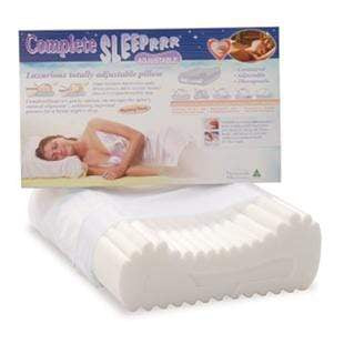 COMPLETE SLEEPRRR (MEMORY FOAM PILLOW)