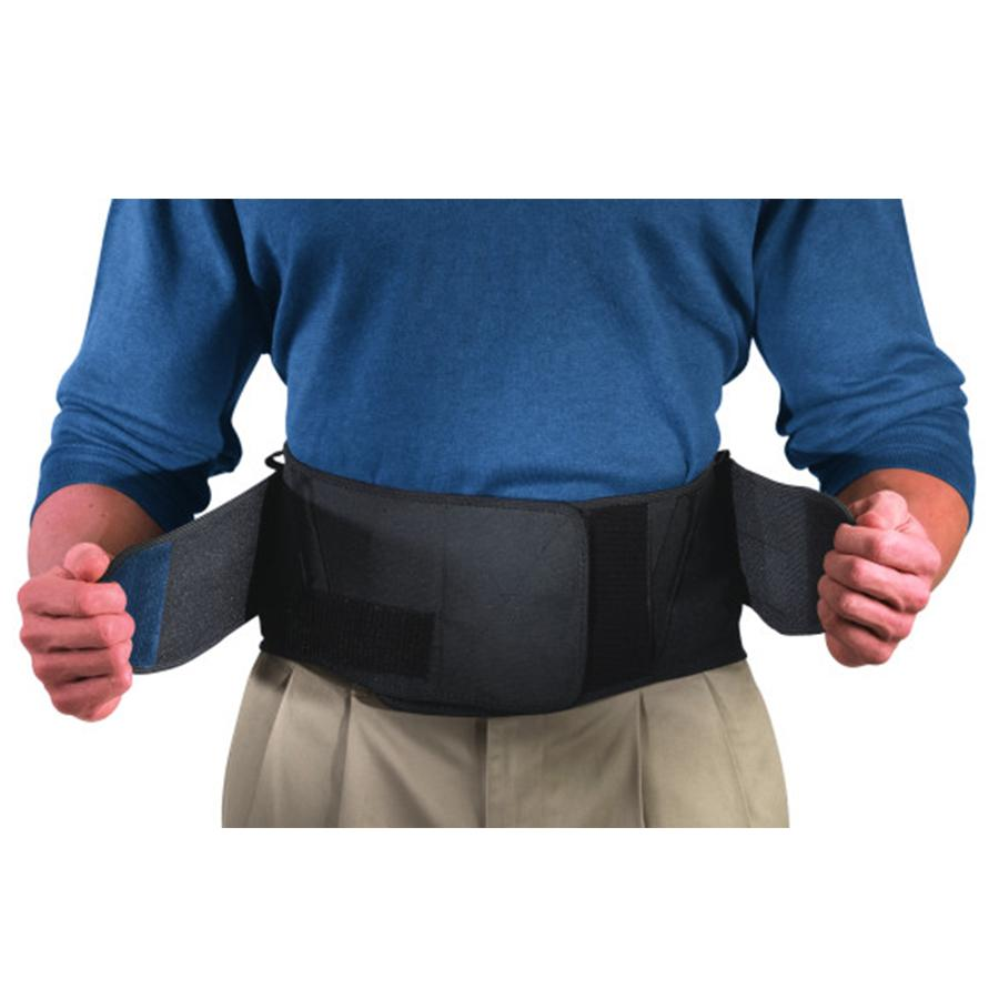 LUMBAR BACK BRACE WITH REMOVABLE PAD OSFM