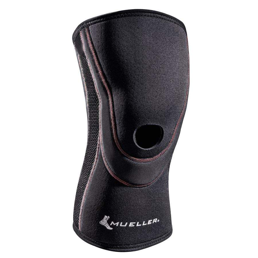 MUE5864 BREATHABLE OPEN PATELLA KNEE SLEEVE
