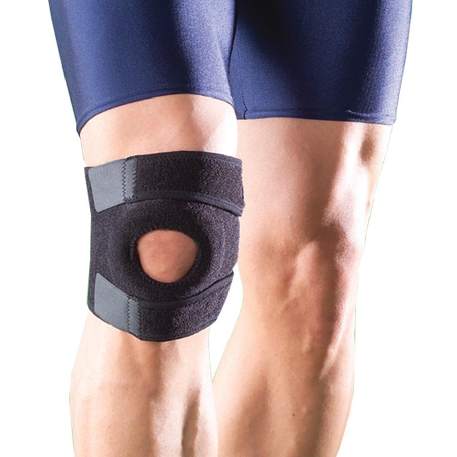OPP1125 ADJUSTABLE WRAP AROUND KNEE SUPPORT