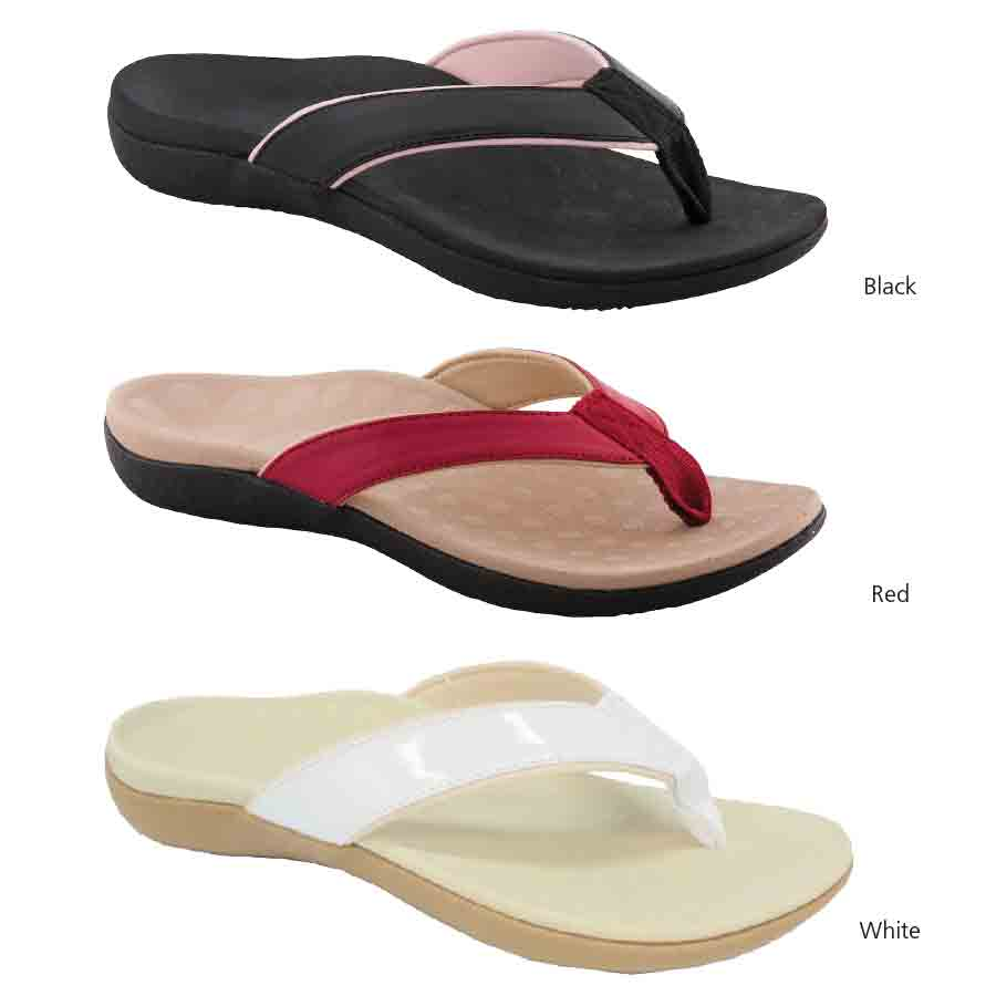 ORTHOHEEL SONOMA RED W8