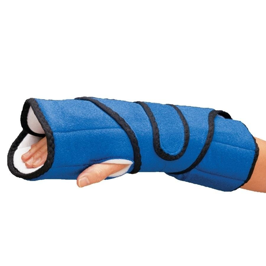 PIL-O-SPLINT FOR NIGHTTIME SUPPORT WITH TWO DORSAL SPLINTS