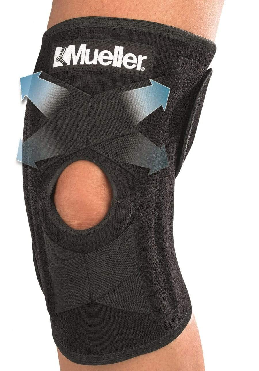 SELF ADJUSTING KNEE STABILISER UNIVERSAL